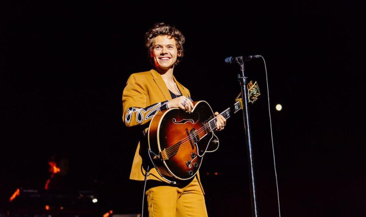 Harry Styles Will Bare All In Upcoming LGBTQ Romantic Drama My Policeman