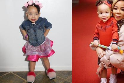 T.I. And Tiny Harris' Daughter, Heiress Harris Has Her Very Own YouTube Channel