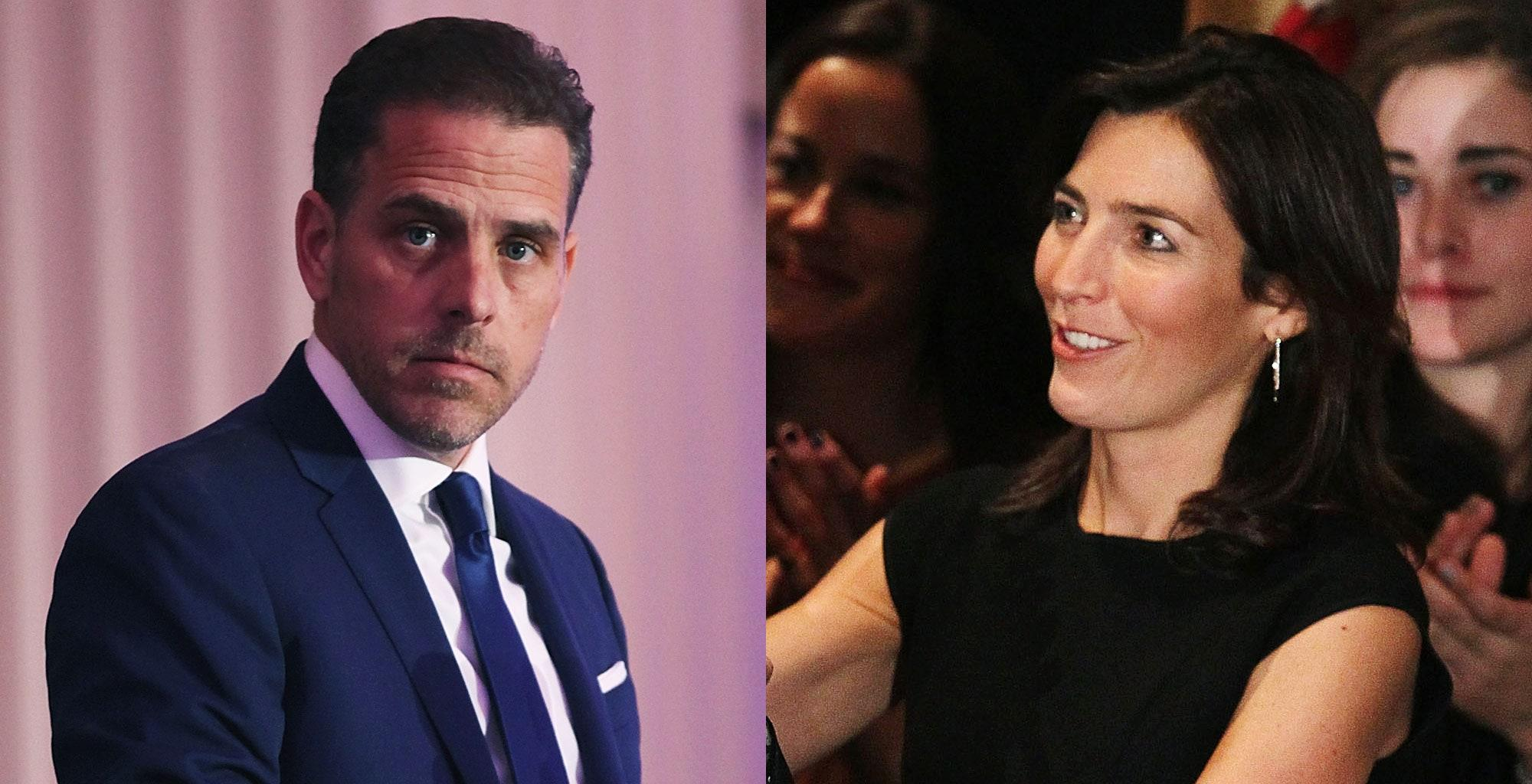 Hunter Biden Opens Up About His Controversial Romance With Late Brother Beau's Wife In His Memoir