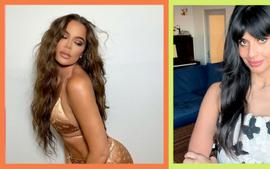 Jameela Jamil Asks Khloe Kardashian To Admit To Plastic Procedures And 'Thinning' Her Photos After Unflattering Picture Leak!