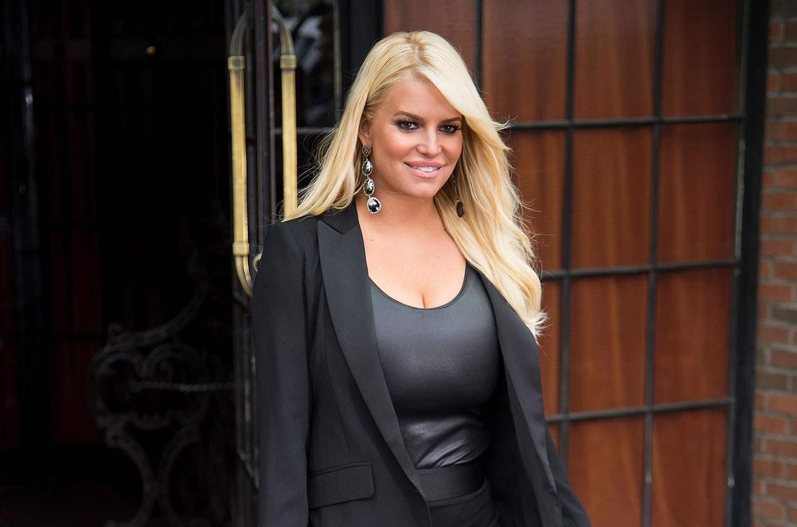 Jessica Simpson Reveals She Doesn't Even Own A Scale Anymore After Years Of Body-Shaming