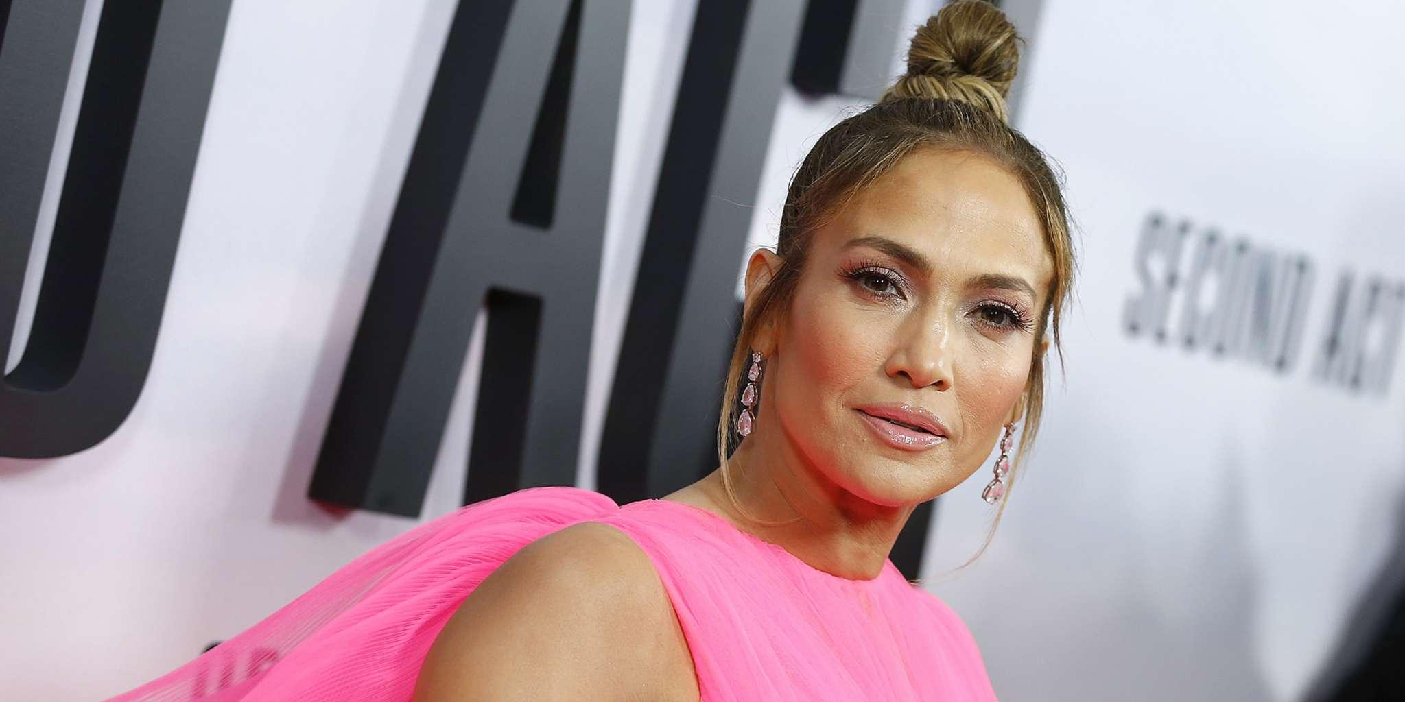 Jennifer Lopez - Here's Who Nicknamed Her J.Lo. First 2 Decades Ago!