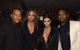 Chrissy Teigen Says Kim Kardashian 'Gave Her All' Trying To Save Kanye West Marriage And Updates Fans On How She's Doing!