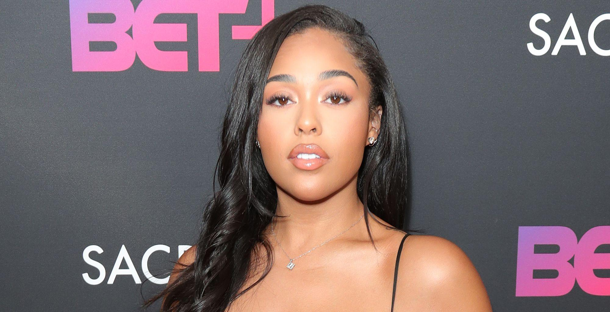 Jordyn Woods Impresses Fans With Her Natural Beauty