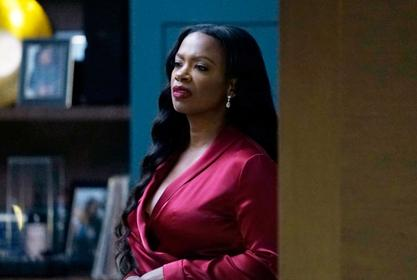 Kandi Burruss Gets Closer To The Premiere Of 'Envy' - Check Out Her Photo Here