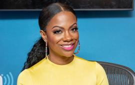 Kandi Burruss Talks About Losing 20 Pounds Fast - Here's Her Secret!