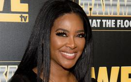 Kenya Moore Looks Drop Dead Gorgeous In Green - See Her Latest Photos