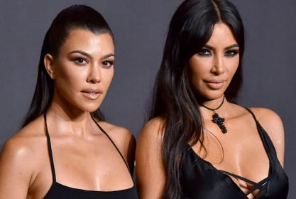 Kourtney Kardashian Gets All The Love While Kim Kardashian Prepares For The Single Life