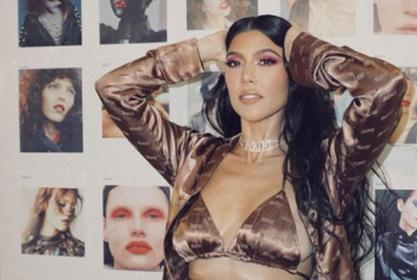 Kourtney Kardashian Loves The Easiness Of Travis Barker After The Ups And Downs With Scott Disick