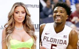 Larsa Pippen And Malik Beasley - Here's The Real Reason They Ended Things Amid Reports She's Already Moved On!