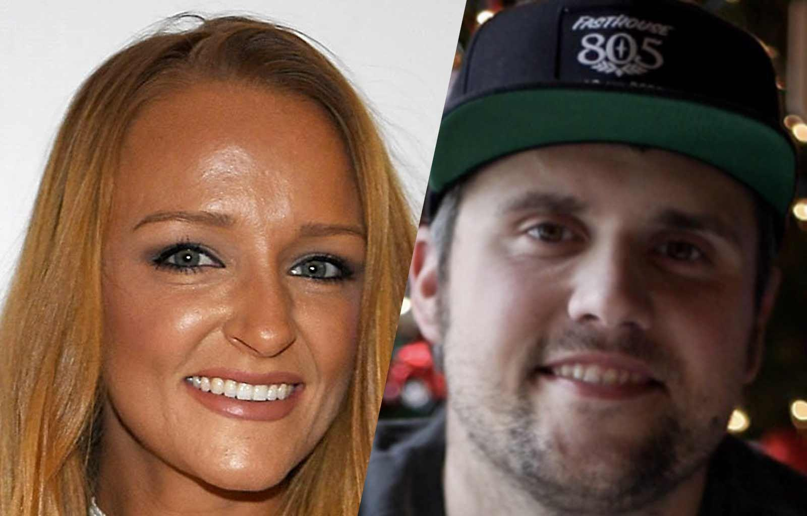 Maci Bookout - Will She Stay On 'Teen Mom' After Ryan Edwards' Firing?