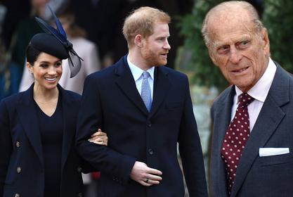 Meghan Markle Sends Meaningful Gift To The Royal Family Despite Not Being Able To Attend Prince Philip's Funeral!