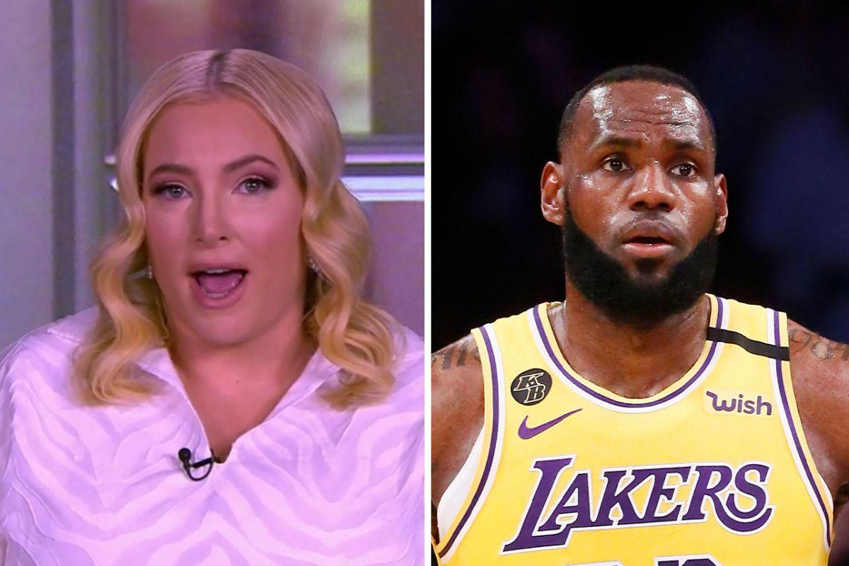 Meghan McCain Calls LeBron James Out For Tweeting 'You're Next' To The Cop Who Killed Ma'Khia Bryant