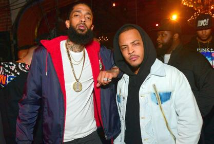 T.I. Shares Quotes From Nipsey Hussle And Impresses Fans - See His Video