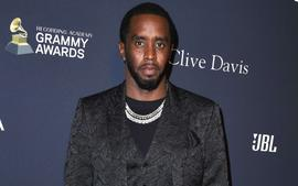 Diddy Promotes An Oscar Nominated Short Film