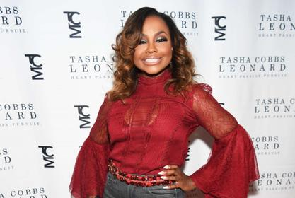 Phaedra Parks Makes A Grand Return To Bravo TV