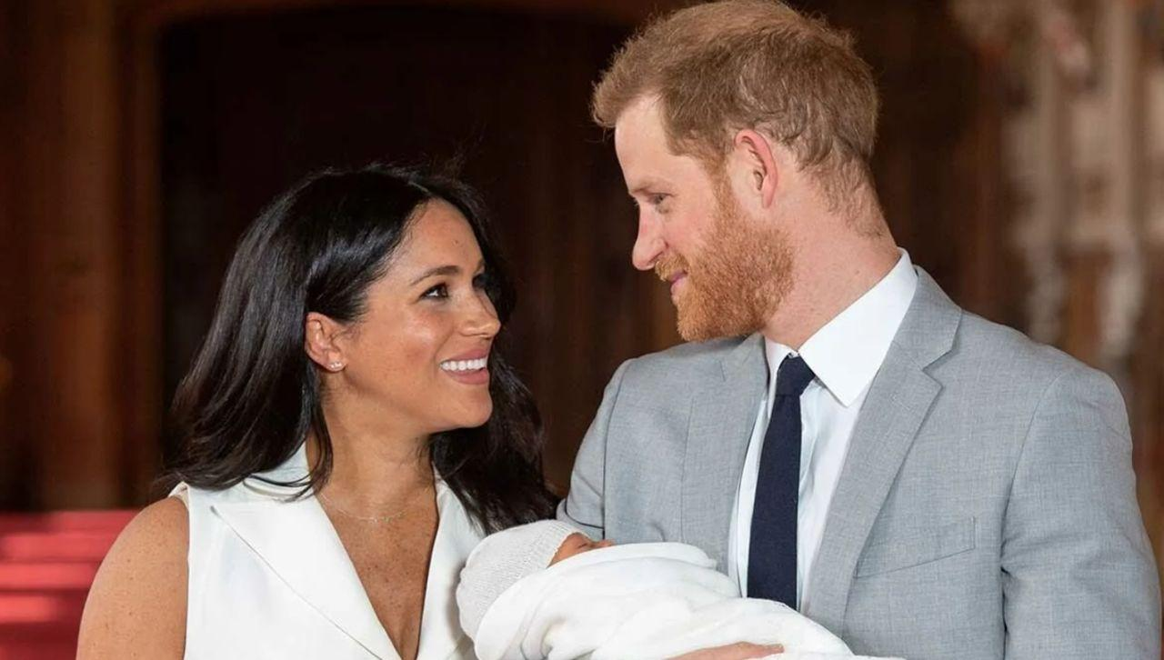 Prince Harry Doting On Pregnant Meghan Markle As Her Due Date Nears