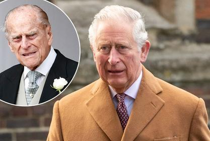 Prince Charles Pays Emotional Tribute To Late Father Prince Philip - Video!