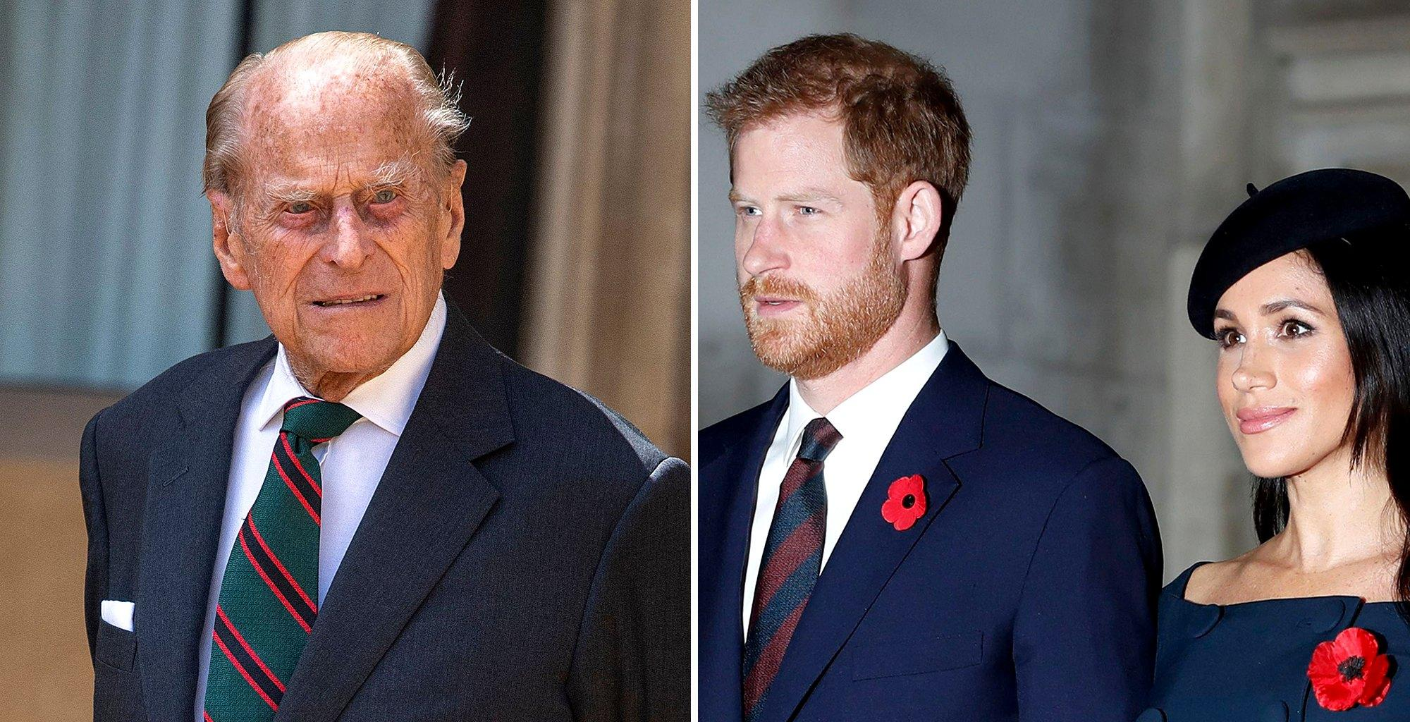 Prince Harry And Meghan Markle Pay Tribute To Prince Philip After His Passing