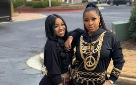 Toya Johnson Shows Off Her Toned Figure And Amazing Outfit - See Her Clip