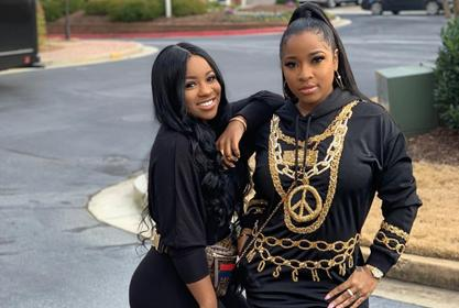 Reginae Carter Flaunts Her Curves In A Cute Fashion Nova Outfit