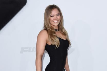 Ronda Rousey And Her Husband Are Expecting Their First Child - Video!