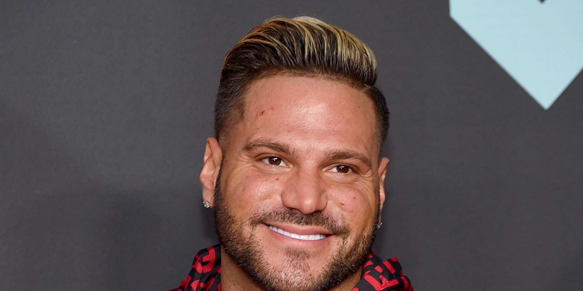 Ronnie Ortiz-Magro Breaks His Silence After Arrest