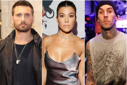 KUWTK: Travis Barker Can't Wait To Marry Kourtney Kardashian But Scott Disick Is A Problem!