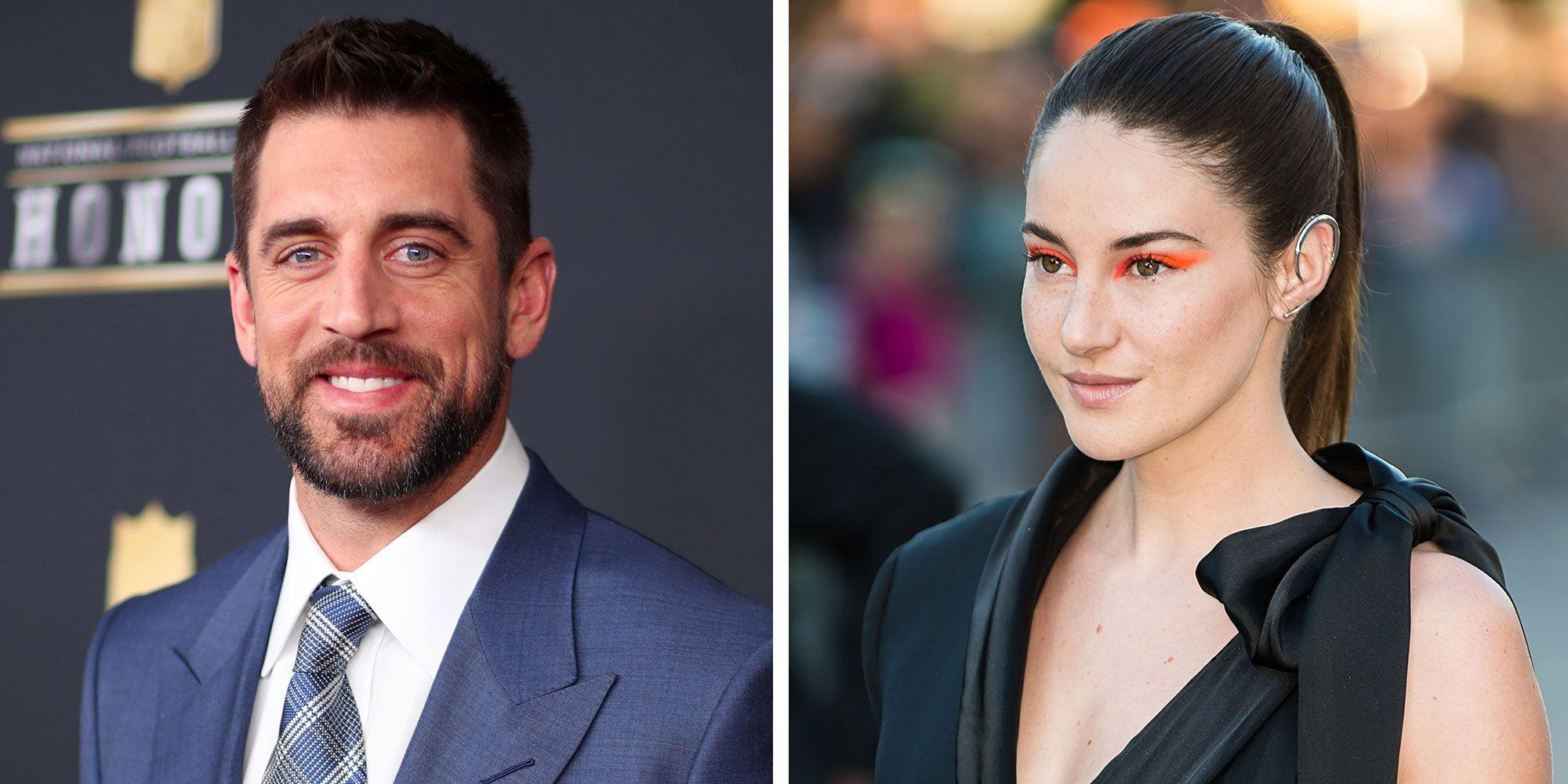 Shailene Woodley Raves About Fiance Aaron Rodgers And Is Proud Of His 'Jeopardy!' Guest Host Gig - Video!