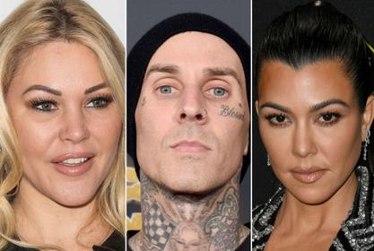 KUWTK: Travis Barker's Ex-Wife Shanna Moakler Throws Shade At His New Girlfriend, Kourtney Kardashian And Her Family!