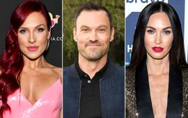 Sharna Burgess Has Reportedly Helped BF Brian Austin Green And Ex-Wife Megan Fox 'Improve' Their Relationship - Details!