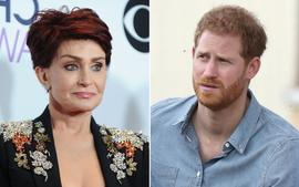 Sharon Osbourne Says Prince Harry Is 'The Poster Boy For White Privilege' After Her Racist Scandal And Firing!