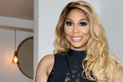 Tamar Braxton Addresses The Gift Of Peace