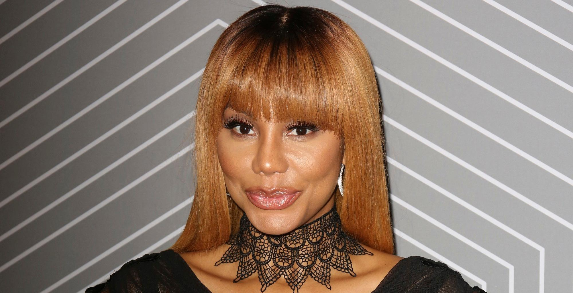 Tamar Braxton Posts A Breathtaking Photo And Shares A Motivational Message - Check Out Her Post Here