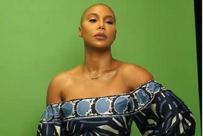 Tamar Braxton Shows Off Her New Look - See Her Video