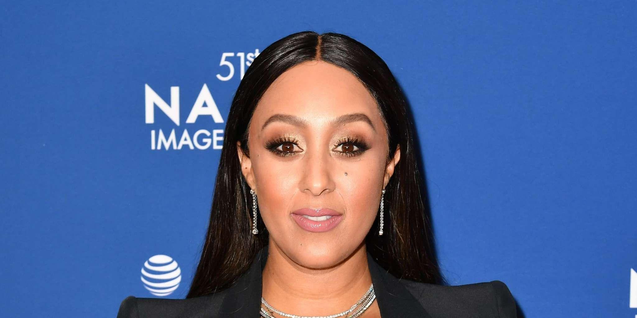 Tamera Mowry-Housley Reveals She Is The Seashell On 'The Masked Singer'