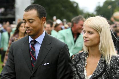 Tiger Woods' Ex-Wife Has 'Bent Over Backwards' To Make Sure He Spends Time With Their Kids After Car Accident