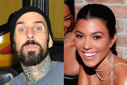 KUWTK: Travis Barker Posts Some Steamy Pics And Clips To Mark Kourtney Kardashian's Birthday!