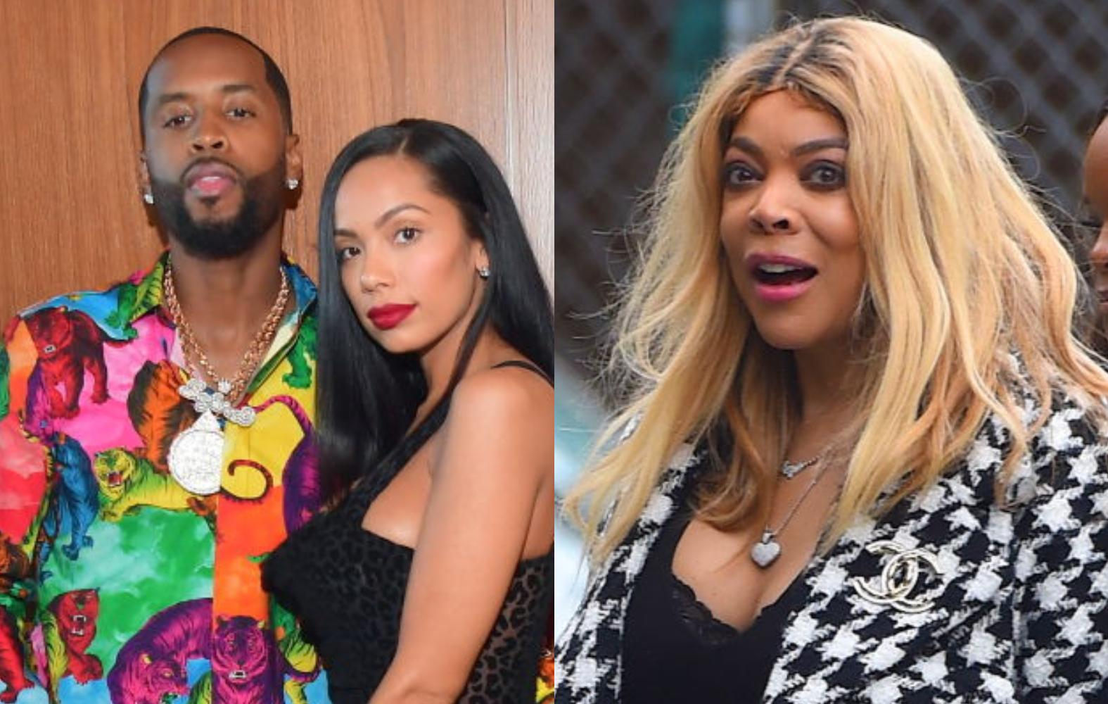 Erica Mena Throws Shade At Wendy Williams For Talking About Her Marriage