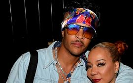 T.I. Gushes Over His Family On Social Media - Check Out His Photo
