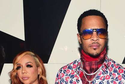 T.I. Gushes Over Tiny Harris - Check Out The Gorgeous Photos He Shared