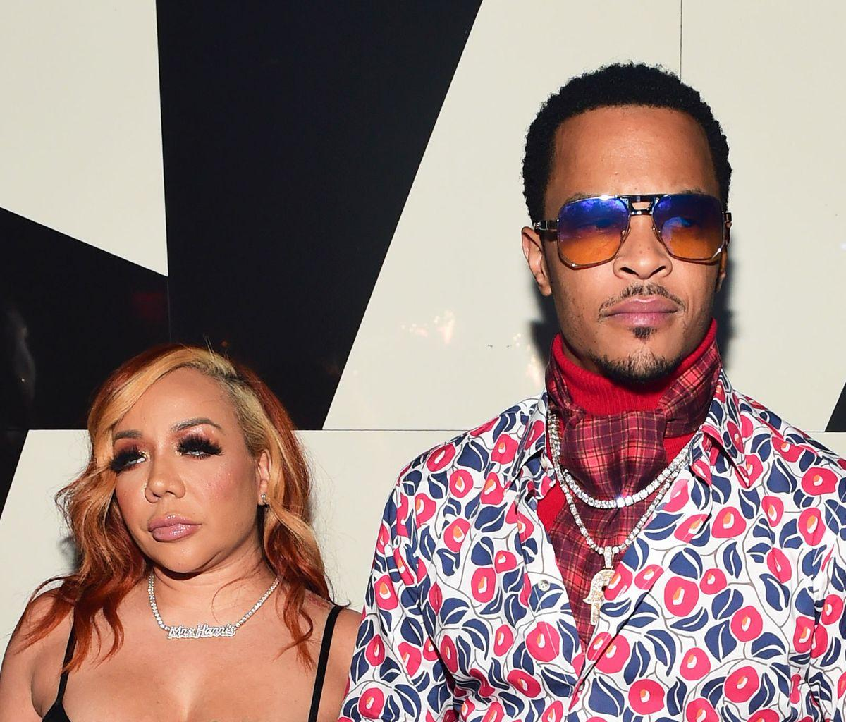 Tiny Harris And T.I. Are Under Investigation Following Alleged Sexual Assault In LA