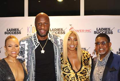 NeNe Leakes Linnethia Lounge Is A Massive Success - See Some Clips From The Venue