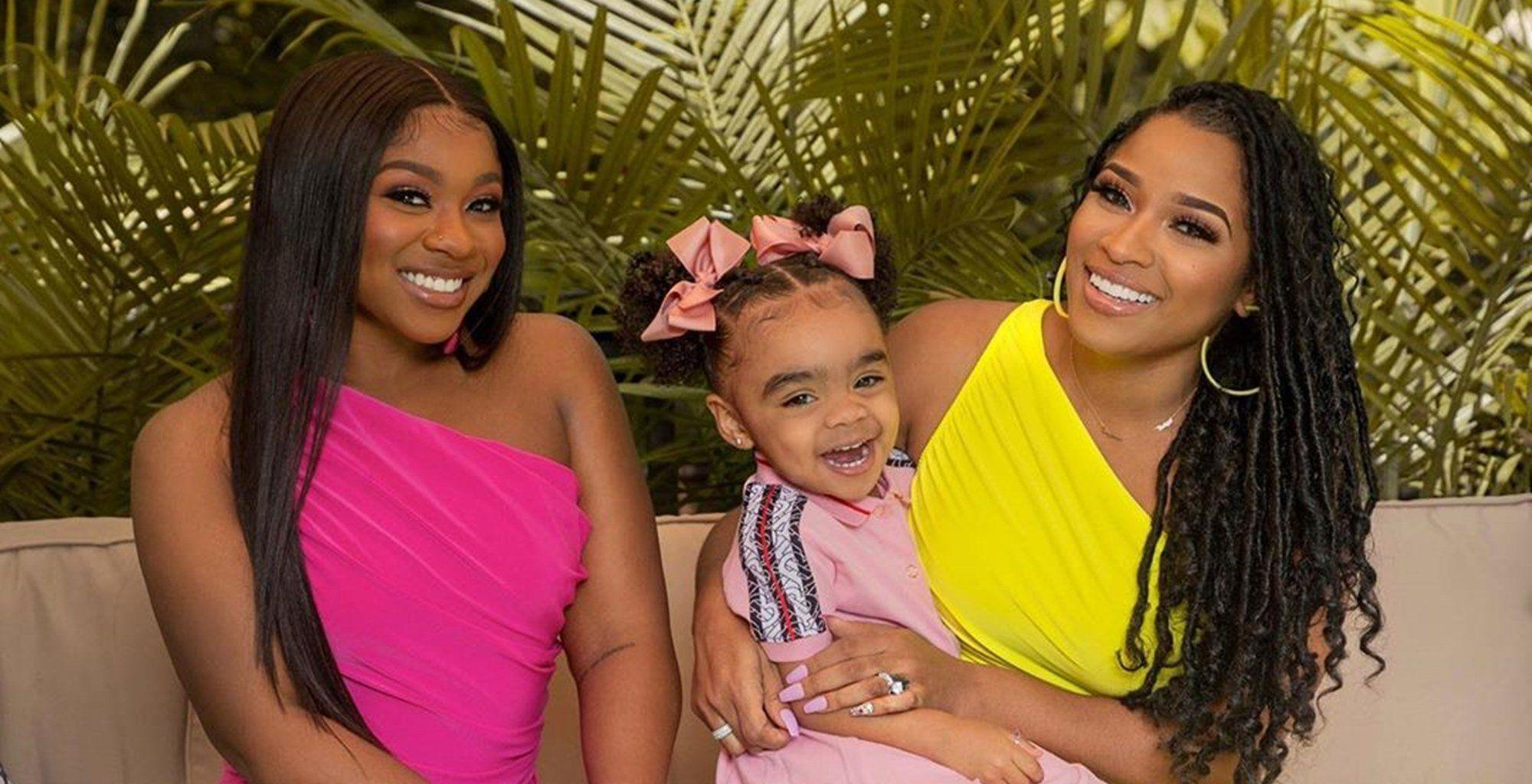 Toya Johnson Gushes Over Her Daughters, Reigny And Reginae Carter