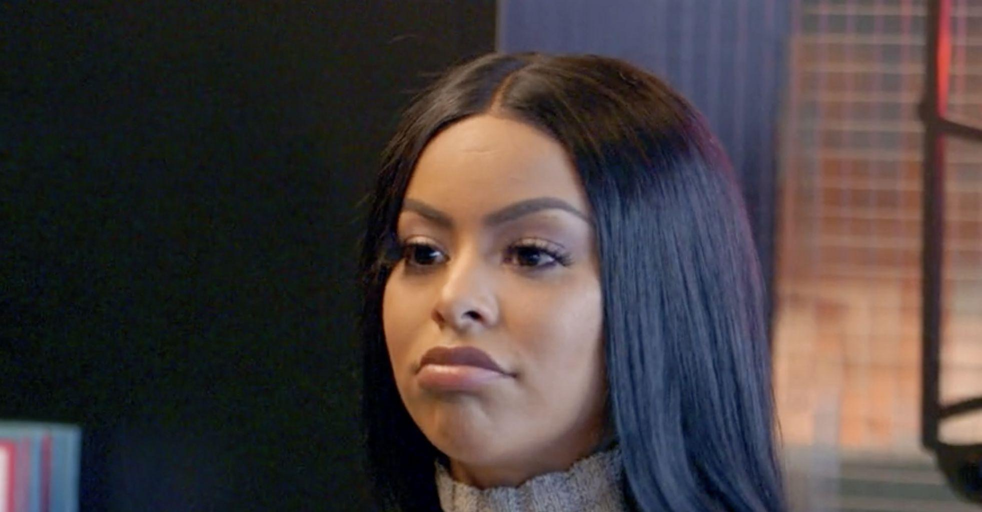 Alexis Skyy And Akbar V Get Into An Altercation After They Attend The Same Club