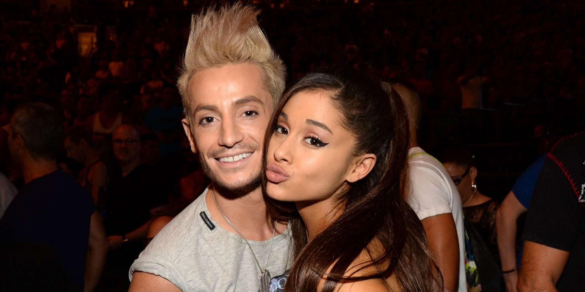 Ariana Grande's Brother Frankie Gushes Over Her Secret Wedding And Shares Some Details!