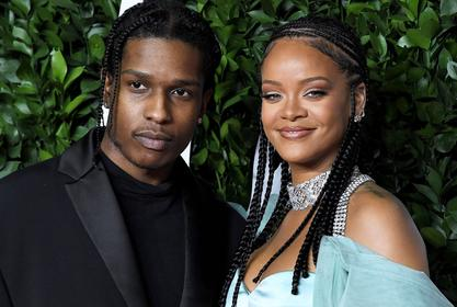 ASAP Rocky Gushes Over 'Love Of His Life' Rihanna In Rare Interview - Says 'She's The One' And More!