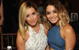 Vanessa Hudgens Meets Ashley Tisdale's Baby Girl And The Pics Are Adorable!