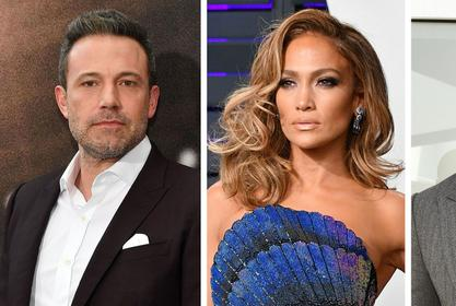 Jennifer Lopez And Ben Affleck Reportedly First Reunited To Get A Reaction Out Of Alex Rodriguez But She Caught Feelings, Source Says