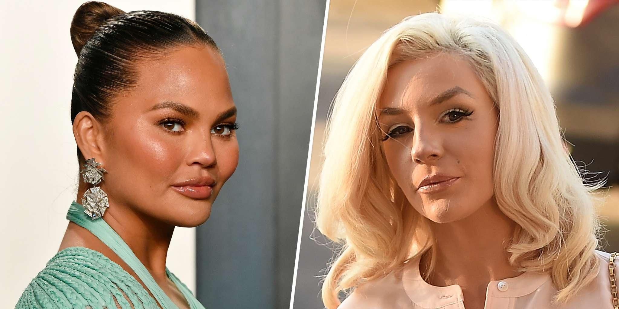Chrissy Teigen Posts Lengthy Statement Apologizing To Courtney Stodden For Bullying Them As A Teen!